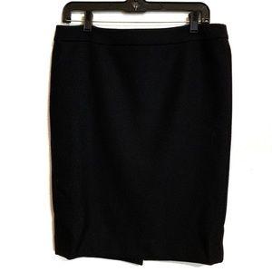 J.Crew Wool No.2 Pencil Skirt